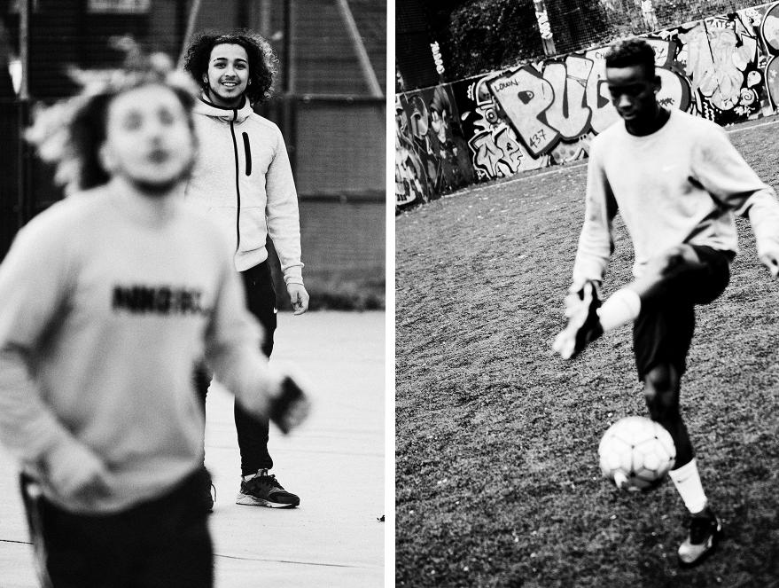 Tom Van Schelven Nike Futball