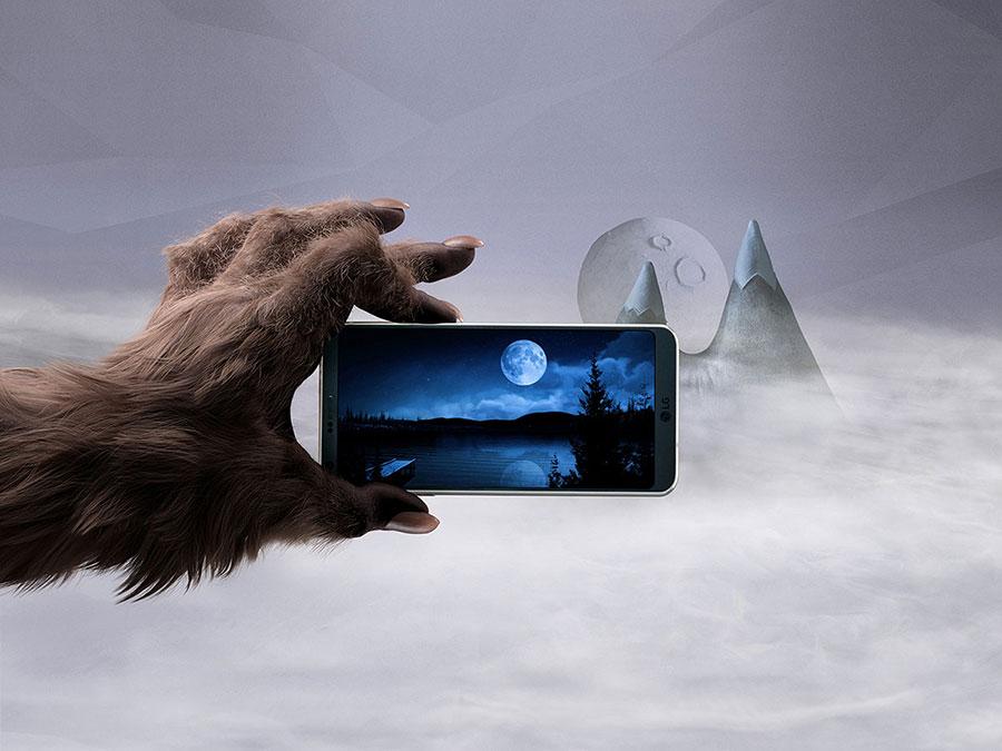 Justin Fantl, Giant Artists, LG, Werewolf, Funny