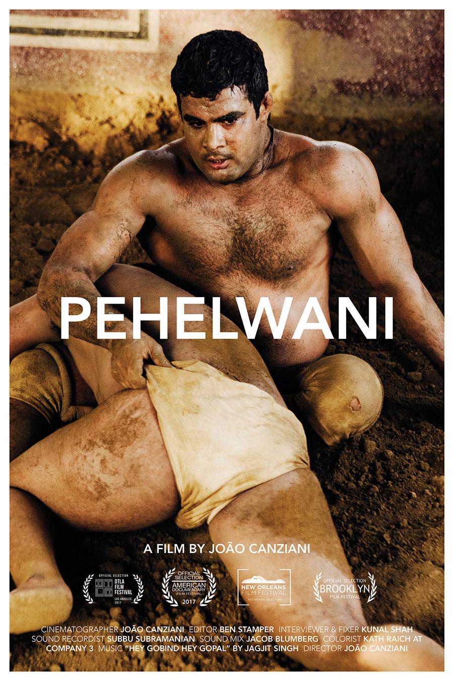 Joao Canziani, Giant Artists, Pehelwani, DTLA