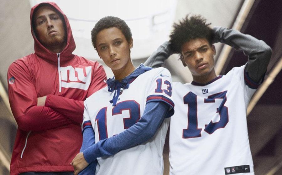 RJ Shaughnessy, Giant Artists, Nike, Sports, Photography, Fan gear, NFL, NBA